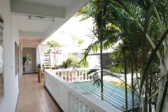 Balkon zum plaudern und relaxen